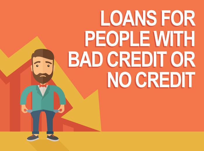 Bad credit people loans