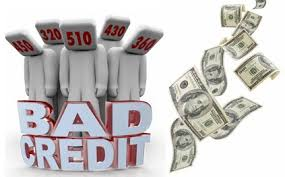 bad credit loans for poor families
