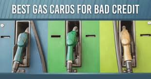 Gas Cards for Bad Credit