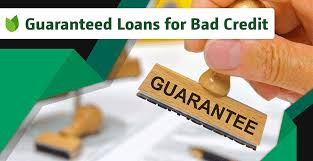 Loans for People with Bad Credit & No Bank Account