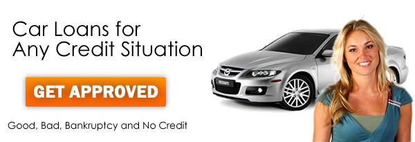 car loan for any credit situation